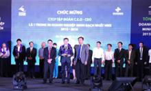 CEO Group – top 30 doanh nghiệp minh bạch nhất HNX