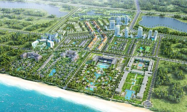 Khu tổ hợp du lịch Sonasea Villas & Resort
