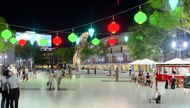 Sonasea Shopping Center