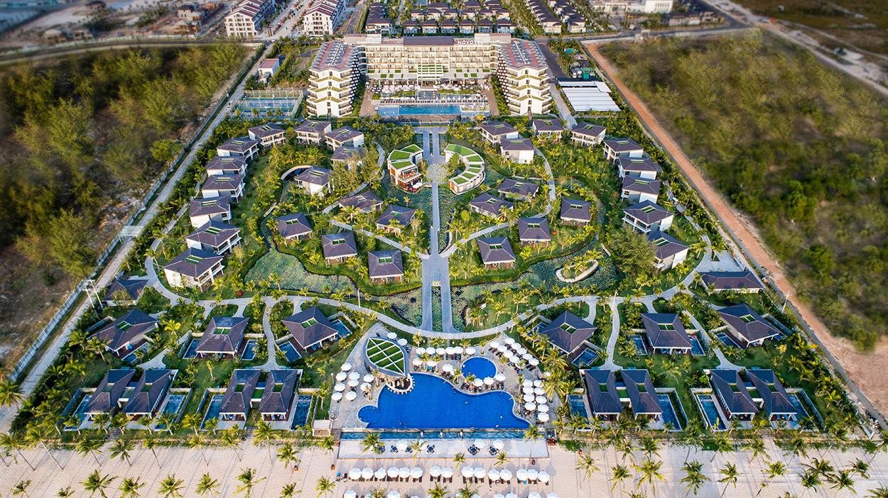 Khu nghỉ dưỡng 5 sao Novotel Phu Quoc Resort