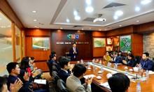 Tập đoàn CEO công bố Hoàn thiện cơ cấu tổ chức và bổ nhiệm cán bộ